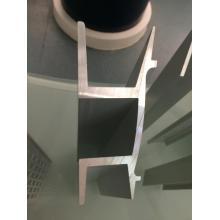 Profil en aluminium pour les produits de l'industrie