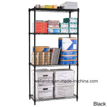 Light Duty Display Metal Shelving / Shelf for Warehouse Storage System