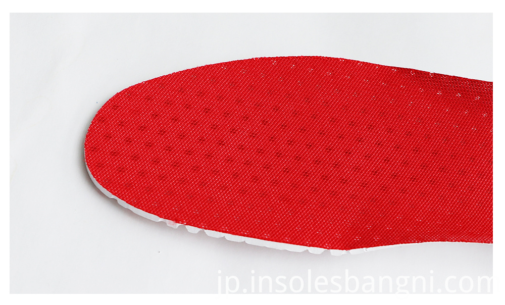 Sport insoles