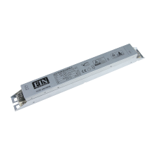CE CB approved Max 59W Isolated LED driver input AC220-240V for linear light use