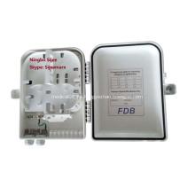 16 Cores FTTH Caja de Distribución de Fibra