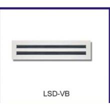 linear slot air diffuser/hvac vents