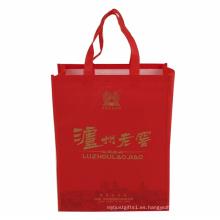 Bolsos no tejidos de compras promocionales