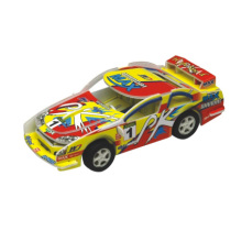 Famous Racing Car Puzzle