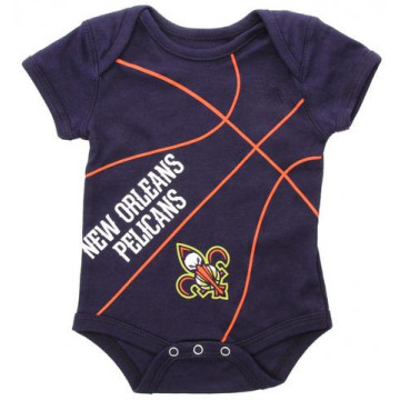 Jersey estampado basketbal bebé