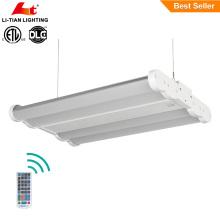 5 Year Warranty UL ETL Certified 4 Lamp 320watt LED Light Fixture LED Linear High Bay light