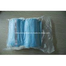 Mascarilla desechable de alta calidad con Earloop 3pcs no tejida (FL)