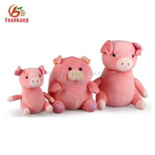 brinquedos de pelúcia porco bonito bicho de pelúcia atacado no mínimo