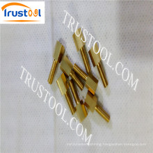 Pin Hydraulic Pneumatic Fitting CNC Parts
