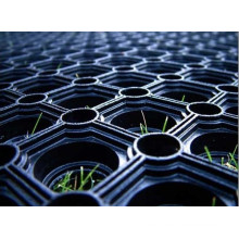 Anti-Slip and Water Proof UV-Proof Rubber Grass Saver Mat for Outdoor Ground