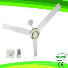 12V DC 48inches Solar ventilador interior (FC-48DC-G)