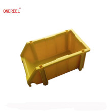 Utility Stacking Bin for Warehouse Parts Storage
