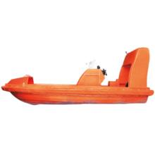 solas fiberglass Open Type Lifeboat rescue boat livesaving working boat
