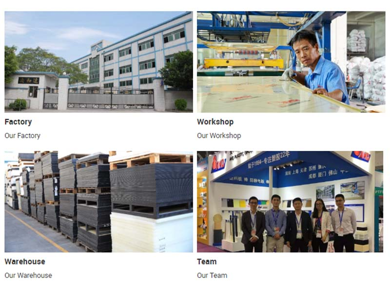 Extruded Polypropylene Rod company