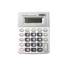 Calculadora de escritorio de 8 dígitos Big Button Office con voz