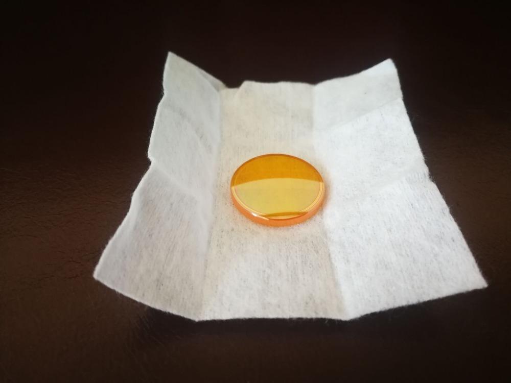 Custom CVD ZnSe CO2 Laser Focus Lens for Laser Engraving Cutting Machine