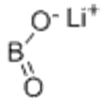 Борная кислота (HBO2), литиевая соль CAS 13453-69-5