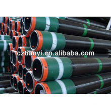 API 5L black steel seamless pipes