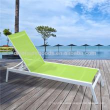 Uplion MC3051 outdoor plastic sun lounger