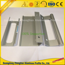 Fornecedores de alumínio que fornecem peças de alumínio usinadas CNC