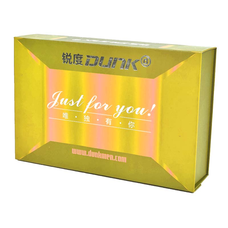 The Foldable Packaging Box