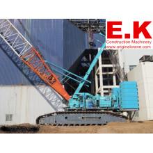 350ton Подержанная Гидравлическая Подержанная Kobelcotrack Гусеничный Кран (CKE4000c)