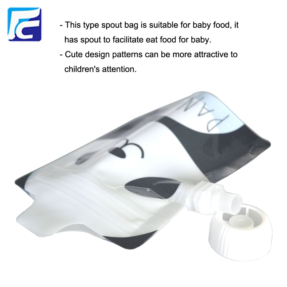 Spout Bag Pouch