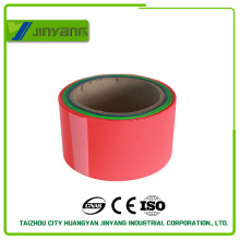 Hola viz reflectante fluorescente color cinta reflexiva de la transferencia de calor