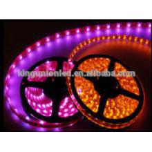 Luz de tira LED de uma cor única