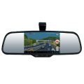 5 Inch Anti-glare G-sensor Dashcam Car Rearview Mirror Monitor for Vehicle