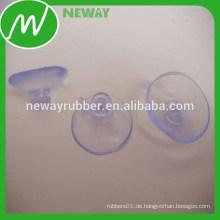 Keine schmutzig abnehmbare weiche PVC Vacuo Saugnäpfe
