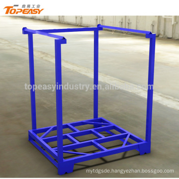 Heavy duty movable steel storage frame rack