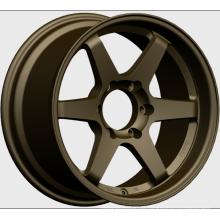 18 * 10.5 / 18 * 9.5 venda quente popular após o mercado de aro de roda de liga de alumínio de carro