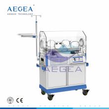 AG-IIR001B Hospital new born baby healthcare temperature sensor incubator for sale