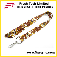 Chinese Cheap Promotional Customized Lanyard with Logo