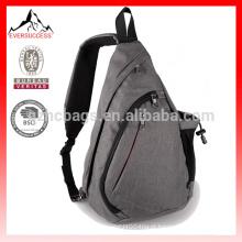 Mochila de ombro pequeno exterior Sling Bag Crossbody rua / viagens único ombro mochila HCB0072