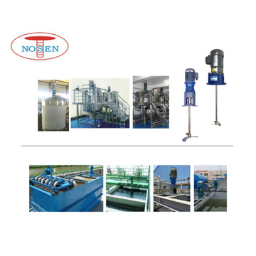 700L high heat resistance oil liquid agitator