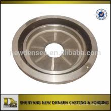 OEM литые стальные детали, изготовленные в Китае