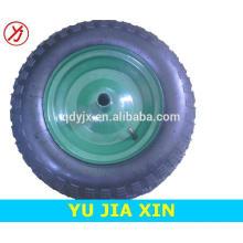 pequeña rueda de goma neumática 3.50-8