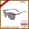Tr15091 Tr Material Cat Eye Shape Sunglasses New Meet Ce & FDA & UV400 Standard
