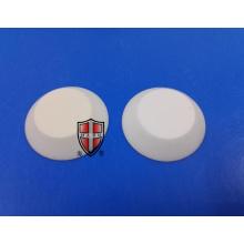OEM alumina ceramica aislador ignición industrial ojal