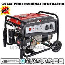 3800 Watt SC4000-I 50Hz Einphasiger Portable Kleiner Generator