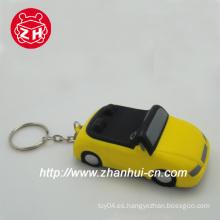 Llavero de coches de juguete educativo de plástico para niños (OEM)