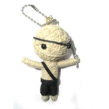 Pirate Voodoo Doll Voodoo Toy Keychain