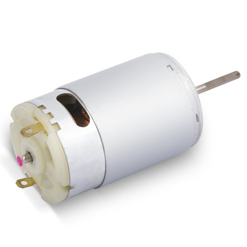 High speed 14.4 V DC dc motor rs 550 for sale