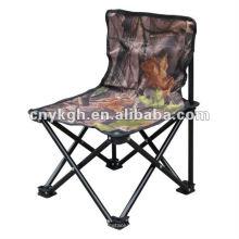 tecido de selva dobrável cadeira de acampamento