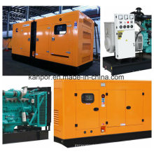 60kVA 48kw AVR Shangchai Diesel Generating Set 4 Slaughter House