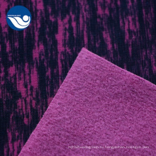 Жаккардовая ткань с принтом из полиэстера для одежды