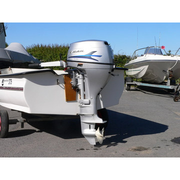 RIB Boat 3.3M / 3.6M with Outboard Motor 4-Stroke 15HP