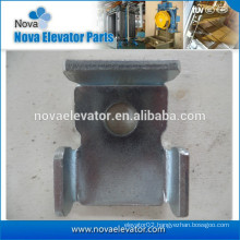 Elevator Rail Clips for Hollow Guide Rail
